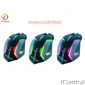 Leopark K1 LED gaming mouse