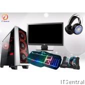 Aigo Starship gaming RIG PC full set