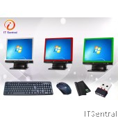 Fujitsu All In One PC set