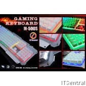 LED Gaming Combo Set