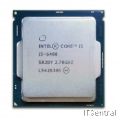 Intel Core i5 6400 2.7 GHz CPU Processor