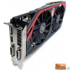 MSI Geforce GTX760 TF 2GB DDR5