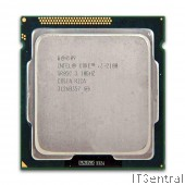 Intel i3 2100 3.1 GHz LGA1155 CPU Processor