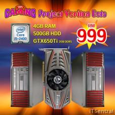 Acer Veriton i5 2400+Nvidia Graphic card