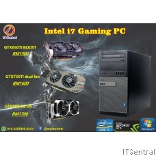 Intel i7 2600 + Nvidia Graphic card
