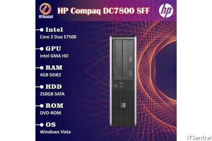 4GB 500GB or 128GB SSD Budget HP Compaq DC5800 DC5900 7800 DC7900 SFF desktop PC computer